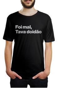 Camiseta Blusa Camiseta Manga Kit 10 Camisetas