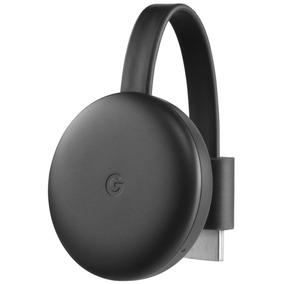 Google Chrome Chromecast 3 1080p Iptv Original Frete Grátis