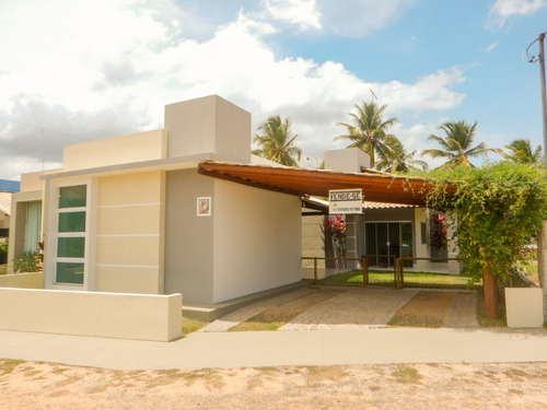 Imagem 1 de 12 de Casa Na Beira Do Rio, Condomínio Porto Belo (porto Bello)