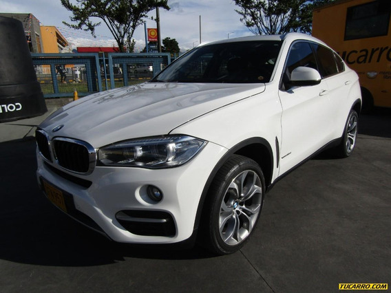 Bmw X6 Full Equipo