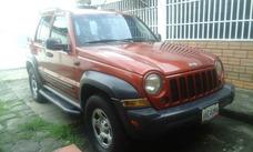 Jeep Cherokee Liberty 2007 A/t