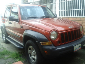 Jeep Cherokee Liberty 2007 A/t