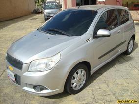 Chevrolet Aveo Lt - Sincrónica
