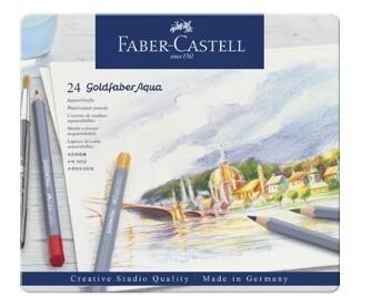 Pinturas Faber Castel De Acuarela