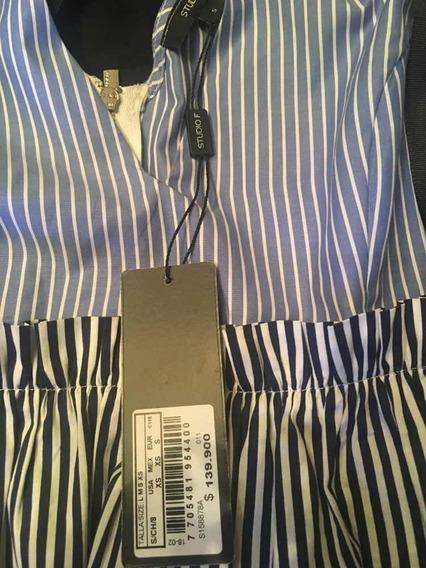 Camisa Dama Studio F Descuento Disponible Solo 1