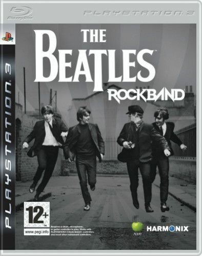 The Beatles Rock Band Ps3 Mídia Física - Raro
