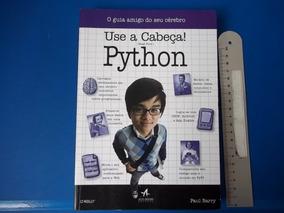 Livro Use A Cabeça Python Paul Barry 2012