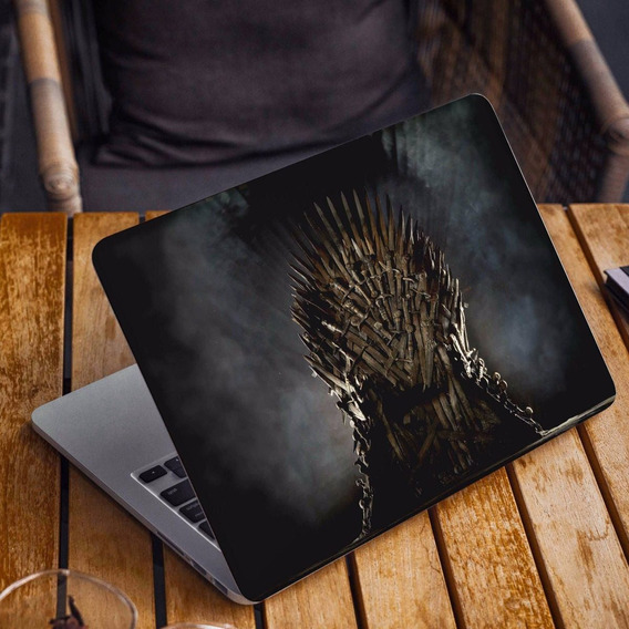 Vinilo Skin Calco Notebook Macbook Game Of Thrones Espadas