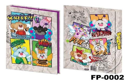 Folders Grande Ref. Fp-mhotitas-tam: 105 (24x29,8 Cm)