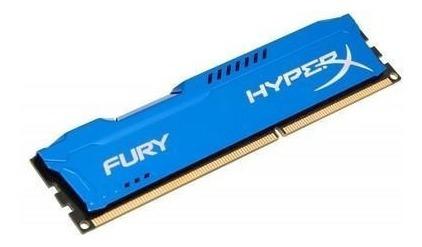 Memória Desktop Hyperx Fury 4gb Ddr3 1866mhz Hx318c10f/4