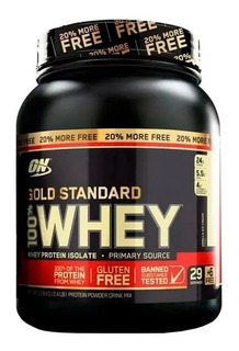 Whey Protein Gold Standard 100% Optimum Nutrition 2,4 Lbs
