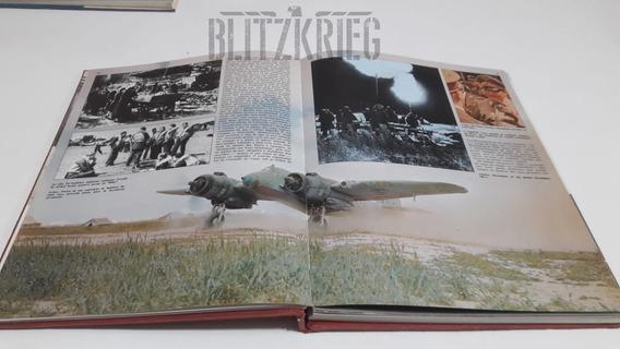 Livro A Segunda Guerra Mundial Grande Ilustrado Ww2