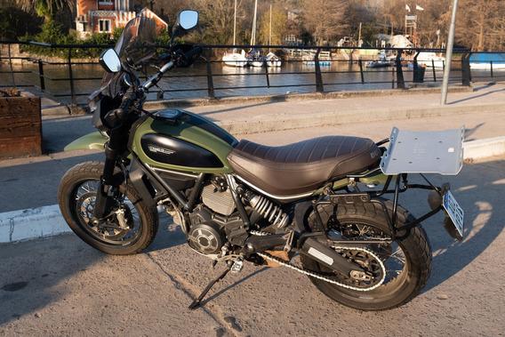 Ducati Scrambler Urban Enduro (800 Cc.)