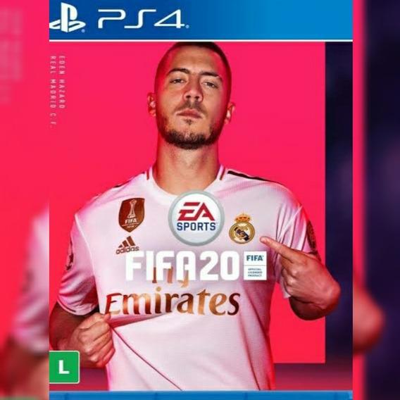 Fifa 2020 Ps4- Fifa 20 Ps4- Fifa Soccer Ps4- Envio Rápido!