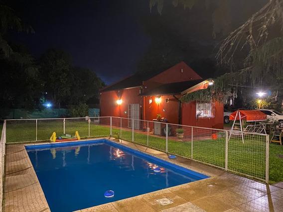 Casa Quinta En Venta - Francisco Alvarez, Moreno
