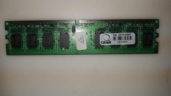 Memoria Ddr2 2 Giga 800 Mhz Qbex