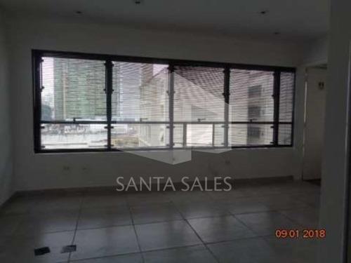 Imagem 1 de 11 de Conjunto Comercial Com 106,73 M² Ao Lado Estação Do Metrô Ana Rosa - Ss34998
