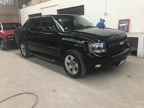 Chevrolet Avalanche 5.3 C Lt Aa Ee Cd Piel Qc 4x4 At 2010