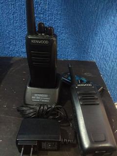 Par De Radios Kenwood Nx-340 Semi Nuevos En Perfecto Estado