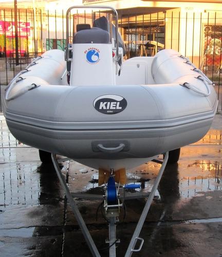 Sermirrigido Kiel + Yamaha 40 2020