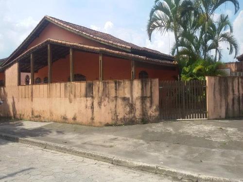 Casa Residencial À Venda, Agenor De Campos, Mongaguá. - Ca0446 - 33485737