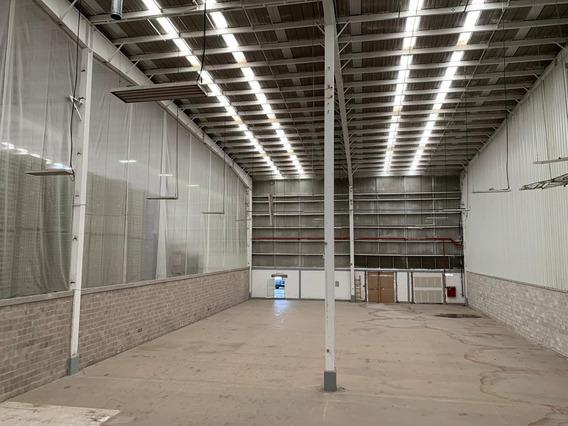 Renta Nave Industrial Parque Ind Benito Juarez Queretaro -sb