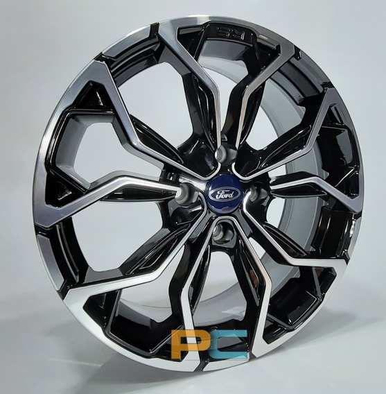 Jogo Rodas Krmai Aro17 Ford Fiesta Ecosport Ka 2020 M16 17