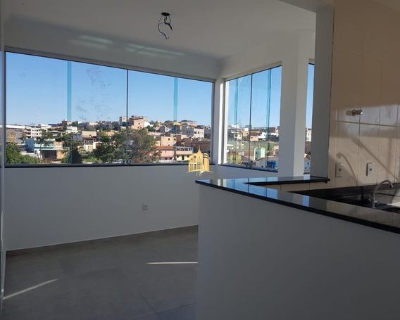 Apartamento Bairro San Marino - Ribeirão Das Neves - Ap00043 - 34087122