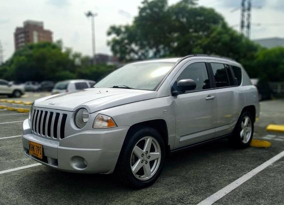 Jeep Compass Unlimited 2.4 (full Equipo) Muy Buen Estado