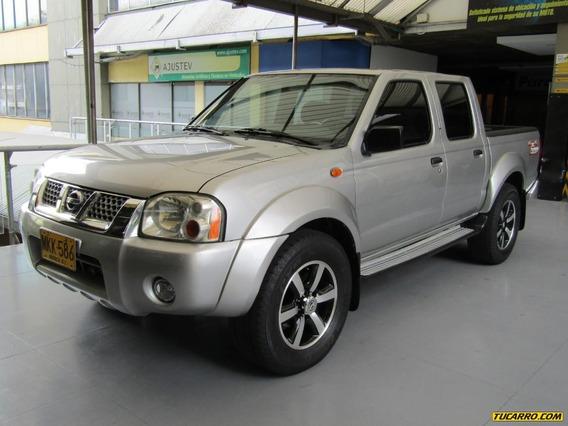 Nissan Frontier Japonesa 3.0 Mt 4x4