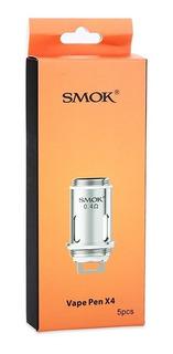 5x Bobina Smok V Pen 22 0.3 Ohm 100% Original Verificável