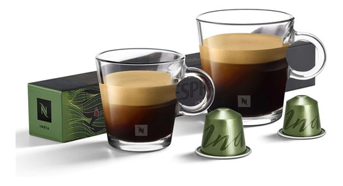 Cápsulas De Café Nespresso Master Origin India - 10 Cápsulas