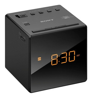 Radio Reloj Despertador Digital Sony Am / Fm - Icf-c1