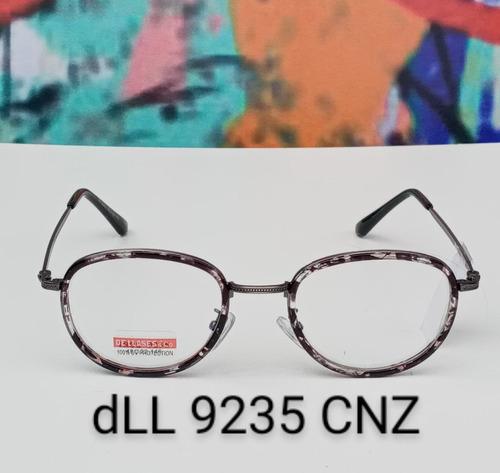 Armação De Óculos Dellases R$ 180,00 Unissex