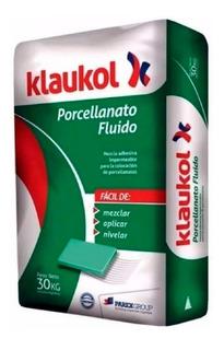Klaukol Porcelanato Impermeable Fluido X 30 Kg