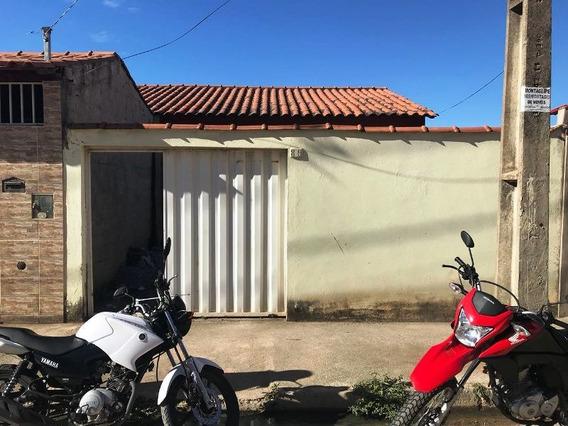 Casa Geminada 02 Quartos - B. São Pedro/esmeraldas - 449