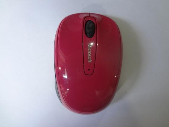 Mouse Microsoft Inalambrico 3500 En Perfecto Estado