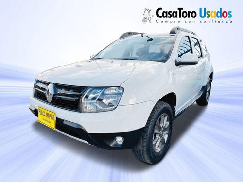 Renault Duster Intens Mt 4x4 2019 2000cc