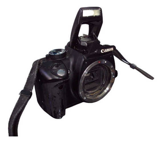 Camera Canon Eos 350d No Estado