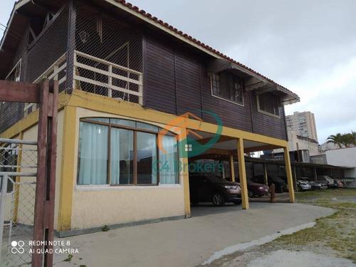 Imagem 1 de 14 de Terreno À Venda, 813 M² Por R$ 2.130.000,00 - Vila Rosália - Guarulhos/sp - Te0020