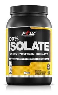 Suplemento Proteico Em Pó Whey Protein Isolado Para Atletas