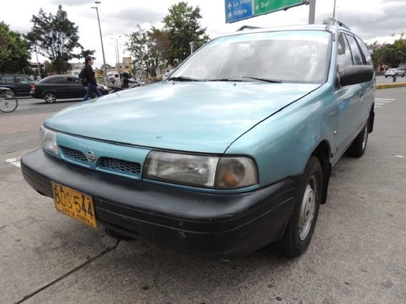 Nissan Ad Wagon 1.600 Sa Mt