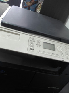 Fotocopiadora E Impresora Konica Minolta
