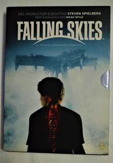 Falling Skies Temporada 1 Completa. Dvd Original.