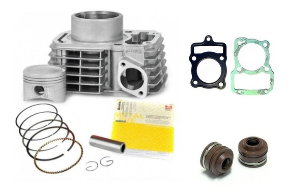Kit Cilindro Motor Fan 125 2009 2010 2012 2013 2014 2015