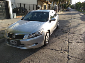 Honda Accord 3.5 Ex-l V6 2008