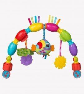 Tucan Musical Mordillo Play Arch Playgro