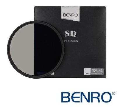 Filtro Optico Ndx-hd 82mm Variavel Circular - Benro