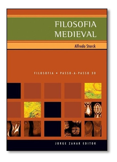 Livro - Filosofia Medieval