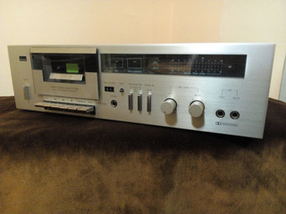 Deck Sansui D-95m Impecable Plate